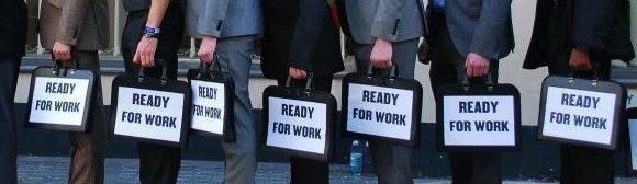 занятость населения отчет
